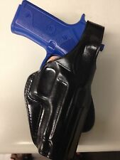 """Galco PLE Paddle Holster for 1911's 5"""", Right Hand Black, Part # PLE212B"""