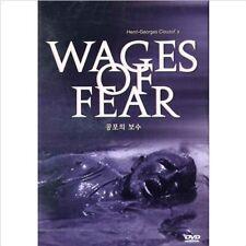 WAGES OF FEAR / Le Salaire De La Peur (1953) DVD (NEW) /NO CASE(Only Cover&Dosc)
