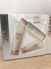 Shiseido Benefiance 123 skincare Set Kit foam, Toner, Emulsion NEW