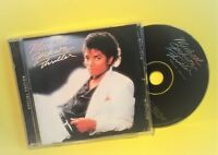 GOLD CD MICHAEL JACKSON '82 Thriller +4 Bonus Tracks (Epic/Sony Music)