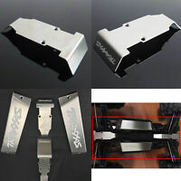 Stainless Steel Chassis Armor Skid Plate for 1/10 TRAXXAS E-REVO SUMMIT RC Car