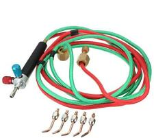 DZ805 Jewelry Jewelers Micro Mini Gas Little Torch Welding Soldering kit +5 tips