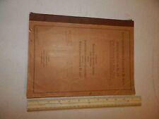 SOUTHWESTERN FREIGHT BUREAU SPECIAL CIRCULAR NO 2-F 1928 RAILROAD RULES ORDERS
