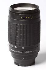 Nikon 55-200MM F4-5.6 G AF-S DX VR IF-ED Lens