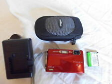 FujiFilm FinePix  Z700EXR 12 Mega Pixel Digital Camera, 8 GB Card, 2 x Battery
