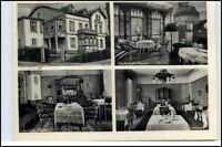 MALENTE GREMSHÜHLEN ~1930/40 Villa Farmosa Diecksee alte Postkarte