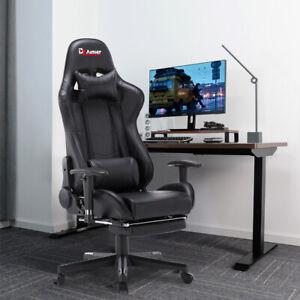 Silla de Oficina Gaming Racing Escritorio Videojuegos Sillon Gamer Despacho Es