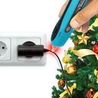 Christmas Light Tester Fuse Checker Non-contact Voltage Detector 12-600 V AC
