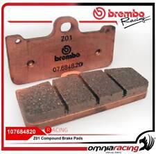 Brembo Racing 107684820 - Pastiglie Freno Z01 Pinze 101740/41 e 973760/61