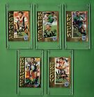 1994 SERIES 1 EMBOSSED GOLD FOIL SIGNATURE RUGBY LEAGUE CARD SET