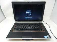 Dell Latitude E6420 Intel 2nd Gen i7-2760QM @ 2.4GHz 4GB RAM 128GB SSD 89620AL