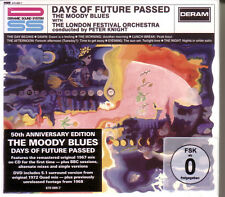 2 CD + DVD (NEU!) MOODY BLUES Days of Future passed (Nights in white Satin mkmbh