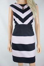 Karen Millen Cotton Blend Striped Casual Dresses for Women
