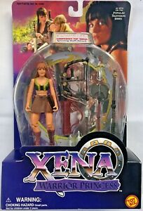 XENA WARRIOR PRINCESS Gabrielle Orphan of War ACTION FIGURE (Toy Biz, 1998) NEW