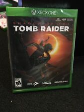 🔥Shadow of the Tomb Raider (Xbox One, 2018) Brand New Sealed🔥