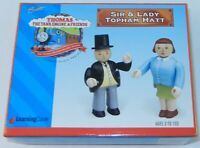 Thomas the Tank Engine & Friends Sir and Lady Topham Hatt  99120 NEW in Box