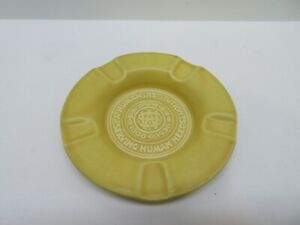 1938 Rookwood Ashtray Western & Southern Insurance Co. 50th Anniversary ~A5