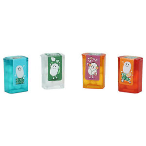 TIC TAC TRAVELS - COMPLETE SET OF 4 MINI BOXES - FERRERO DUTY FREE 2021