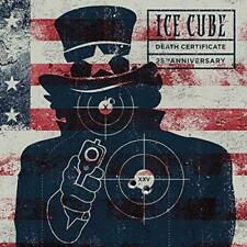 Ice Cube - Death Certificate (25th Anniversary Edition) (NEW CD)