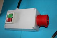 Motorschutzschalter Motorschutz ABL MS25, IP55 20,00A -25,00A mit Gehäuse
