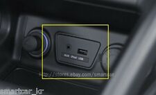 AUX USB iPod Jack for 2011-2015 Hyundai Tucson ix35 for With Navigation model