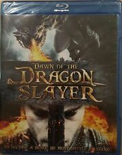 Dawn of the Dragon Slayer  (BRAND NEW Blu-ray) FREE SHIPPING !!