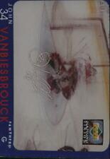 1997-98 (PANTHERS) Upper Deck Diamond Vision Signature Moves #7 Vanbiesbrouck