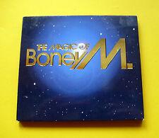 "CD "" BONEY M. -  THE MAGIC OF BONEY M. "" BEST OF / 20 HITS (DADDY COOL)"