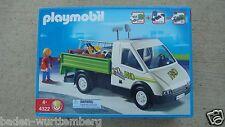 Playmobil 4322 handyman construction Truck RC brand New in Box Geobra toy garage