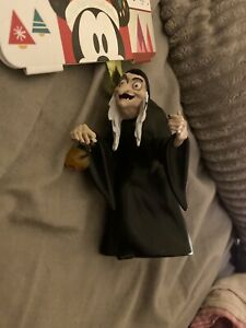 Disney Store Sketchbook Christmas Ornament Evil Queen Old Hag With Apple