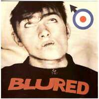 BLUR Blured CD Live at Shepherds Bush Empire 26/5/94, blurred