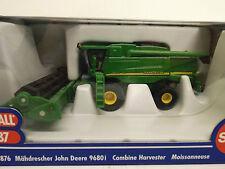 SIKU 1876 JOHN DEERE 9680i WTS COMBINE 1:87 MIB (BS1020)