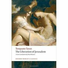 The Liberation of Jerusalem (Oxford World's Classics) - Paperback NEW Tasso, Tor