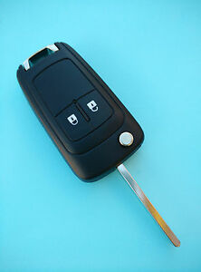 Holden cruze colorado RG  remote Flip key Shell 2 buttons