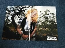 Brody Dalle/Angels And Airwaves Double sided Centerfold Poster - Kerrang!
