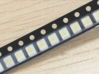 100pcs LED Backlight LG 1210 3528 2835 1W 100LM Cool White LCD TV Application