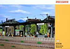 "Vollmer 43536 ( 3536 ) H0 - Bahnsteig "" Seeburg "" NEU & OvP"