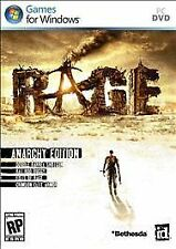 Rage: Anarchy Edition (PC, 2011)