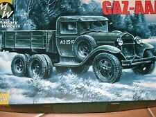MAQUETTE camion 1 : 72 GAZ AAA        MW