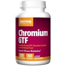Chromium GTF, 200mcg x 100 Capsules - Jarrow Formulas