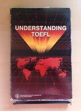 Libro con Kasette: understandnig TOEFL, Official publication of the TOEFL Program