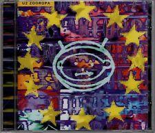 """U2 """"ZOOROPA"""" CD 1993 island sealed c"""