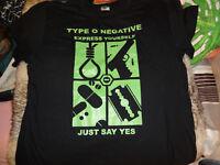 Type O Negative TS M Ultra Hard Carnivore 666------------EXPRESS YOURSELF