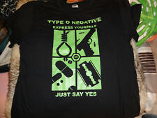 Type O Negative TS XXL Shirt Printed On Gildan Brand 666 Express
