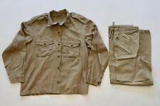 Original Desert Storm/Oif Iraq Bringback- Iraqi Tan Uniform