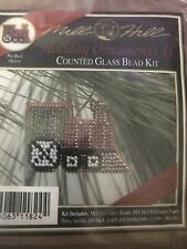 Mill Hill Beaded Cross Stitch Kit Holiday Ornaments II Choo-Choo