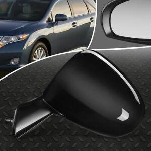 FOR 09-12 TOYOTA VENZA OE STYLE POWERED+HEATED LEFT SIDE REAR VIEW DOOR MIRROR