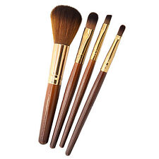 4x Makeup Brush Cosmetic Toiletry Makeup Blush Eyebrow Lip Brushes ION