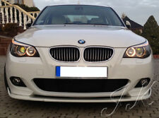 BMW 5 Series E60 - Front Lip Spoiler Diffuser Add On for Sports Model Only
