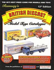 Ramsay's British Diecast Model Toys Catalogue (13th Edt) Paperback